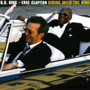 B.B. King and Eric Clapton - Riding with the King CD