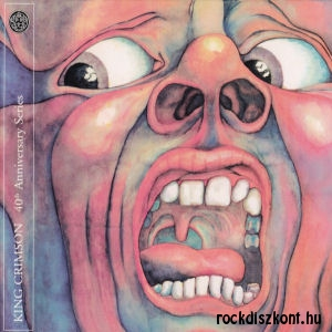 King Crimson - In the Court of the Crimson King (40th Anniversary Edition) CD+DVD