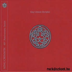 King Crimson - Discipline (40th Anniversary Series) CD+DVD