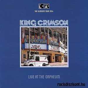 King Crimson - Live At The Orpheum LP