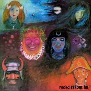 King Crimson - In The Wake Of Poseidon (2011 remaster) LP
