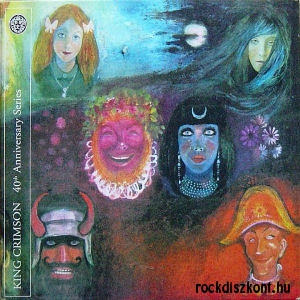 King Crimson - In The Wake Of Poseidon (40th Anniversary Edition) CD+DVD