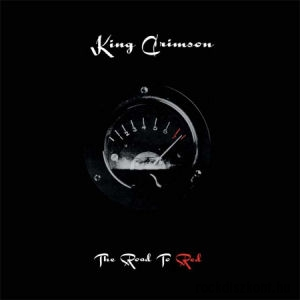 King Crimson - The Road To Red (Limited Edition Box Set) 21CD+DVD+2BD (Blu-ray Disc)