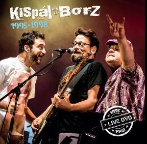 Kispál és a Borz - 1995-1998 - 4CD+DVD