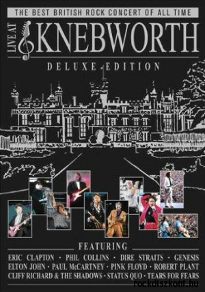 Live At Knebworth (Deluxe Edition Box Set) 2DVD+2CD