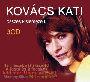 Kovács Kati összes kislemeze I. (68 dal) 3CD