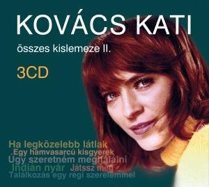 Kovács Kati összes kislemeze II. (61 dal) 3CD