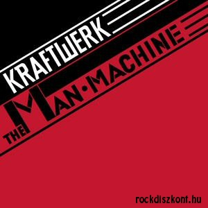 Kraftwerk - The Man Machine (180 gram Vinyl) LP