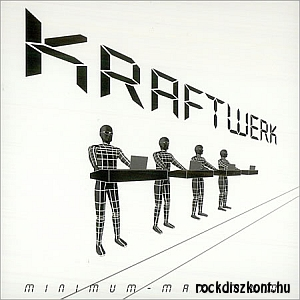 Kraftwerk - Minimum - Maximum (Limited Edition Box Set) 4LP
