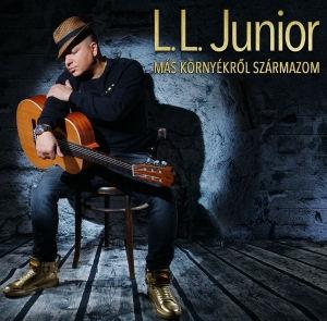 L.L. Junior - Más környékről származom CD