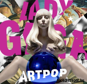 Lady Gaga - Artpop (Deluxe Edition) CD+DVD