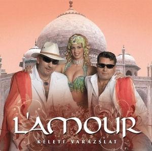 L'Amour - Keleti varázslat CD