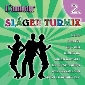 L'amour együttes - Sláger Turmix 2. - CD