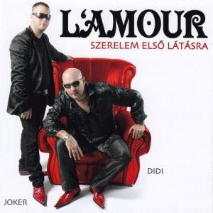 L'Amour - Szerelem első látásra CD