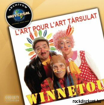L art Pour L art Társulat - Winnetou CD
