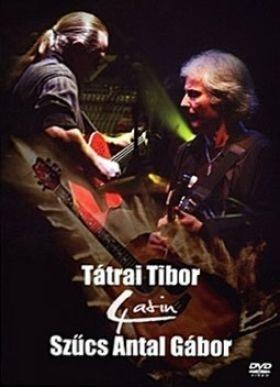 Latin IV. - Tátrai Tibor és Szűcs Antal Gábor koncertje DVD