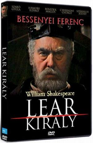 William Shakespeare: Lear király - Színes magyar tévéfilm DVD