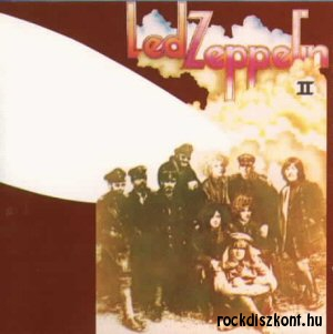 Led Zeppelin - II. (2014 Remastered Deluxe Edition) 2LP