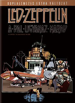 Led Zeppelin - A dal ugyanaz marad - The Song Remains the Same (Extra változat) - 2DVD