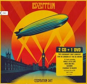 Led Zeppelin - Celebration Day 2CD+DVD