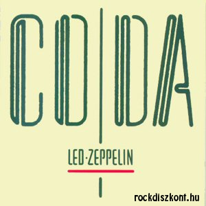 Led Zeppelin - Coda (2015 Remastered Deluxe Edition) 3LP
