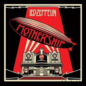 Led Zeppelin - Mothership - The Very Best of Led Zeppelin 2CD+DVD