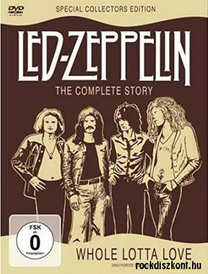 Led Zeppelin - The Complete Story - Whole Lotta Love (Special Collectors Edition) DVD