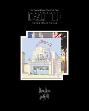 Led Zeppelin - The Song Remains The Same - The Soundtrack from the Film (Blu-ray Audio Disc)