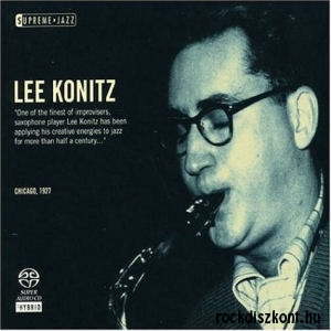 Lee Konitz - Supreme Jazz SACD