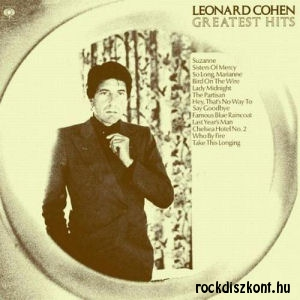 Leonard Cohen - Greatest Hits (180 gram Vinyl) LP