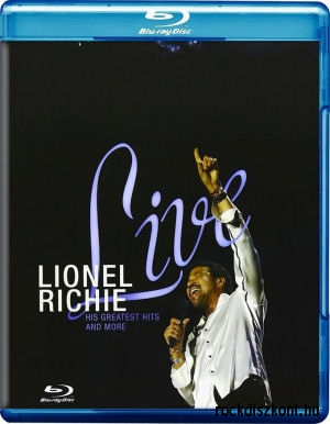 Lionel Richie - Live: His Greatest Hits and More (Blu-ray)