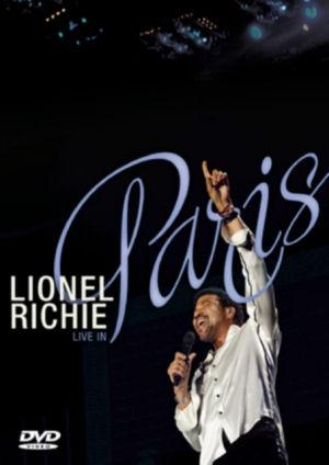 Lionel Richie - Live in Paris DVD