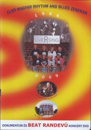 Liversing - Dokumentum és Beat Randevú koncert DVD