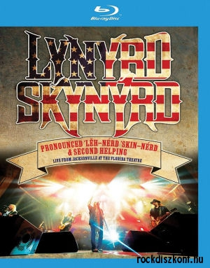 Lynyrd Skynyrd - Live From Jacksonville At The Florida Theatre (Blu-ray)