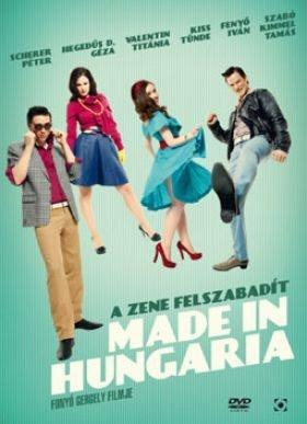 Made in Hungária - A zene felszabadít (2 lemezes változat) 2DVD