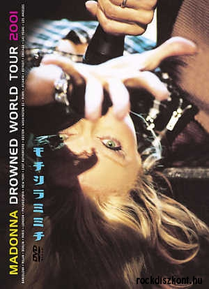 Madonna - Drowned World Tour 2001 DVD