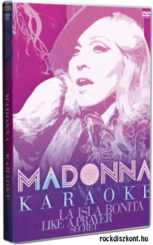 Madonna - Karaoke DVD