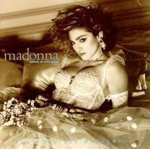 Madonna - Like a Virgin (Solid White Vinyl) LP