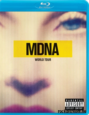 Madonna - MDNA World Tour Blu-ray