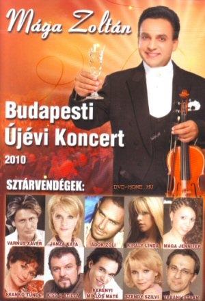 Mága Zoltán - Budapesti Újévi Koncert 2010 DVD