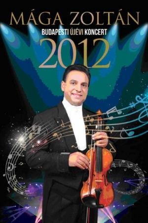 Mága Zoltán - Budapesti Újévi Koncert 2012 DVD