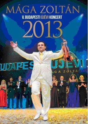 Mága Zoltán - V. Budapesti Újévi Koncert 2013 DVD