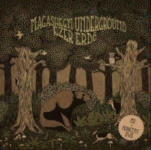 Magashegyi Underground - Ezer erdő CD+DVD