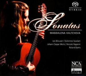 Magdalena Kaltcheva - Sonatas SACD