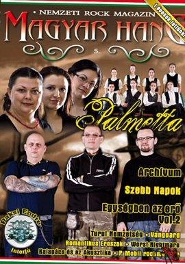 Magyar Hang - Nemzeti Rock Magazin 5. - újság
