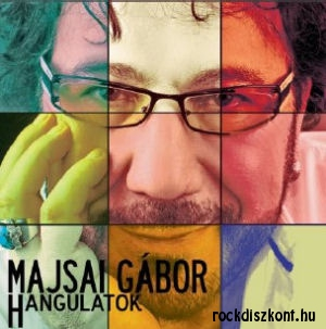Majsai Gábor - Hangulatok CD