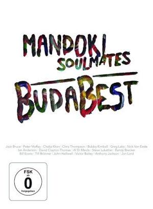 ManDoki Soulmates - BudaBest 2DVD