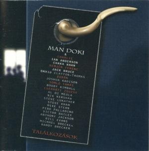Leslie Mandoki - Találkozások CD
