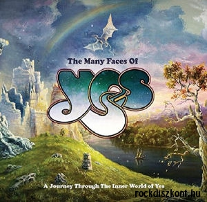 The Many Faces Of Yes - A Journey Through The Inner World Of Yes 3CD