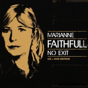 Marianne Faithfull - No Exit CD+DVD